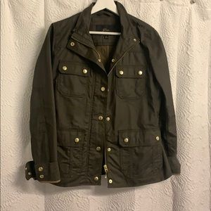 J Crew Downtown Field Jacket, Size Small